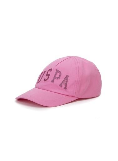 U.S. Polo Assn. Şapka Pembe